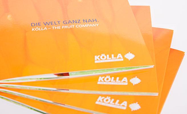 Koella Imagebroschuere Vorschau