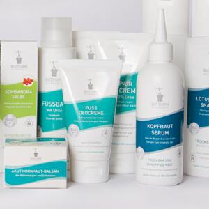 Verpackungs Design Relaunch für Bio Kosmetik von Design Agentur Hamburg