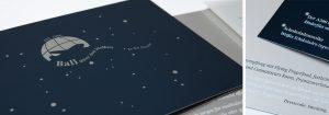 Branding für »Ball über den Wolken« von deerns und jungs Design Agentur Köln