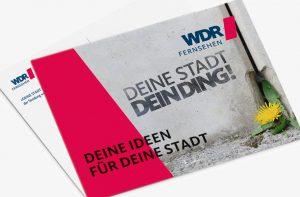 Werbepostkarten Köln
