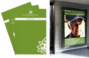 Corporate Design und Werbekampagne von deerns und jungs Werbeagentur Köln