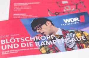 WDR_Eintrittskarte