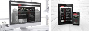 responsive Webdesign für Konzert-Veranstalter, deerns und jungs design, Corporate Design und Webdesign Agentur Köln,