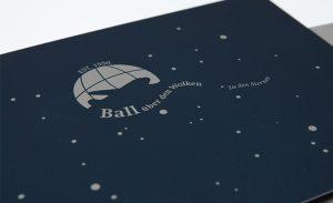 """""""Ball über den Wolken"""" Design Hamburg"""