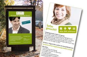 Print Kampagne von deerns und jungs Werbeagentur Köln