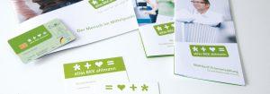 Corporate Flyer von deerns und jungs Werbeagentur Köln