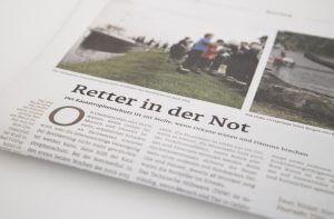hochwertiges Editorial Design von deerns und jungs Design Agentur Köln