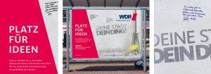 deerns und jungs design, Corporate Design Agentur Köln, 18/1, Out-of-Home, Mitmach-Kampagne, Plakatkampagne, Plakatgestaltung, Gestaltung Plakate für WDR Fernsehen