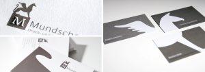 Neues Corporate design für Druck- und Verlagshaus von deerns und jungs Werbeagentur Köln
