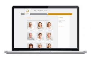 Webdesign von deerns und jungs Corporate Design Agentur Köln