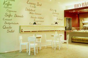 Wanddesign Bäckerei