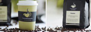 Corporate Design für Kaffee von deerns und jungs Design Agentur Köln
