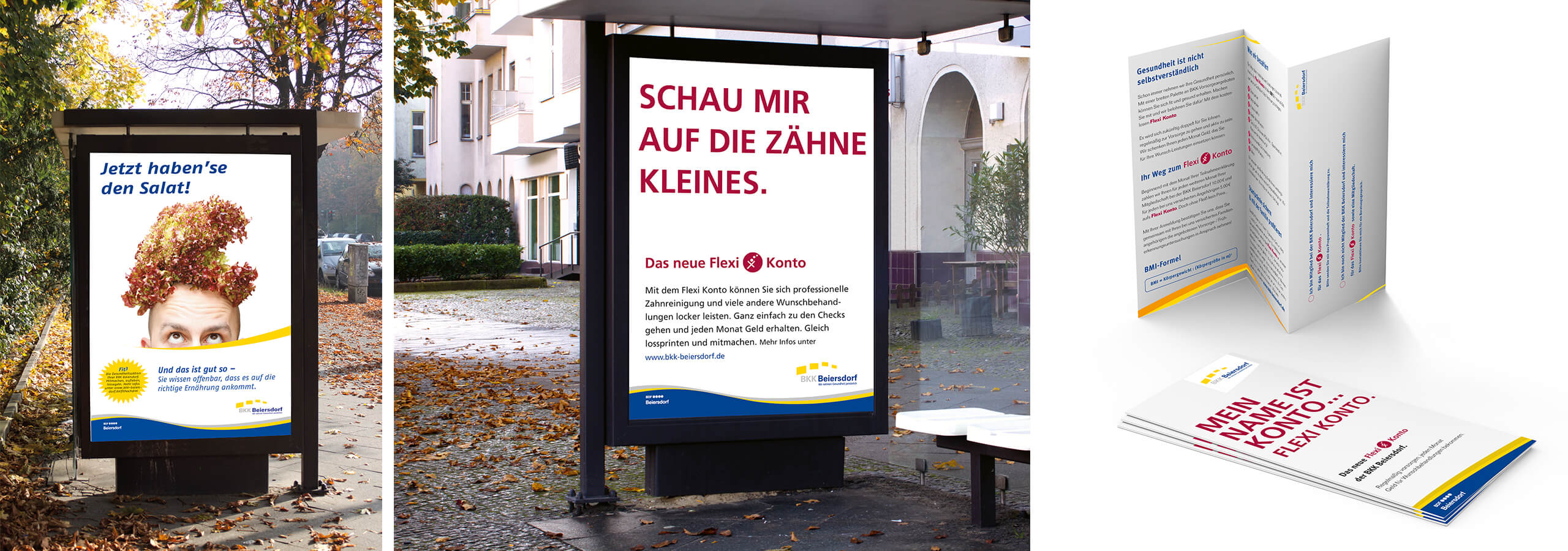 Plakatkampagne Hamburg Agentur