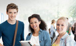 infoscreen gestaltet für Ausbildungstag WDR