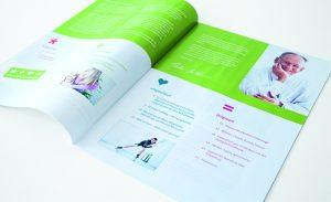 Mitglieder-Magazin Design Agentur Hamburg