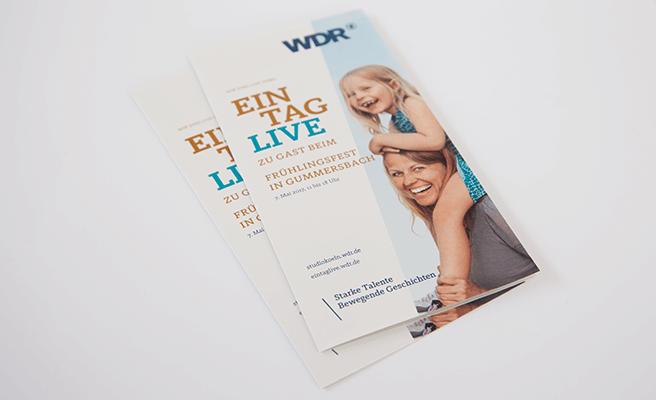 WDR Ein Tag Live 2017