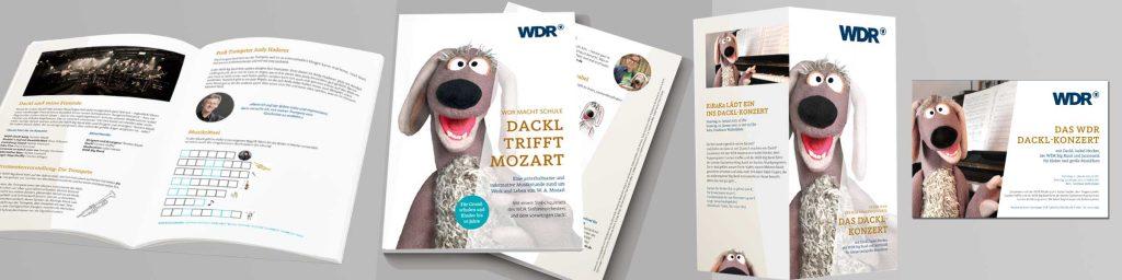 Programmheft Design, Broschüre und Anzeige von deerns und Jungs design Agentur Hamburg