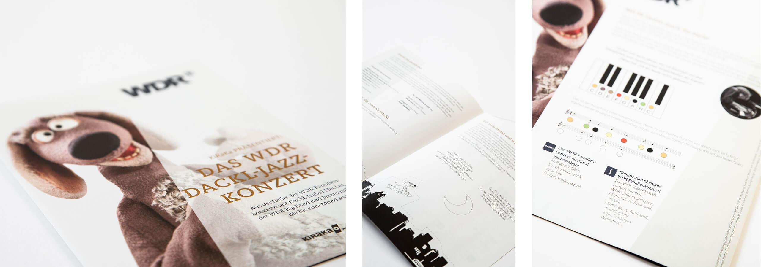 Layout und Gestaltung Programmheft, Unternehmenskommunikation, Print-Design, Design und Gestaltung von deerns und jungs design, Design Agentur Köln