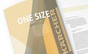 Editorial Design, Gestaltung von Unternehmensmagazin, von deerns und jungs design, Werbeagentur Köln