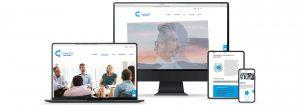 responsive Webdesign von deerns und jungs design, Corporate Design und Webdesign Agentur Köln. Konzeption für Chances, Institut für Aus- und Weiterbildung