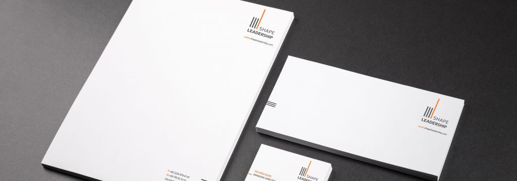 Design Geschäftsausstattung, Briefbogen und Visitenkarten-Gestaltung von deerns und jungs design, Werbeagentur Köln