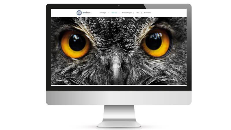 nutzerfreundliches Webdesign