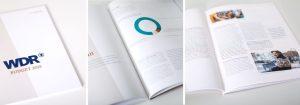 Gestaltung Geschäftsbericht von Lead Agentur Köln