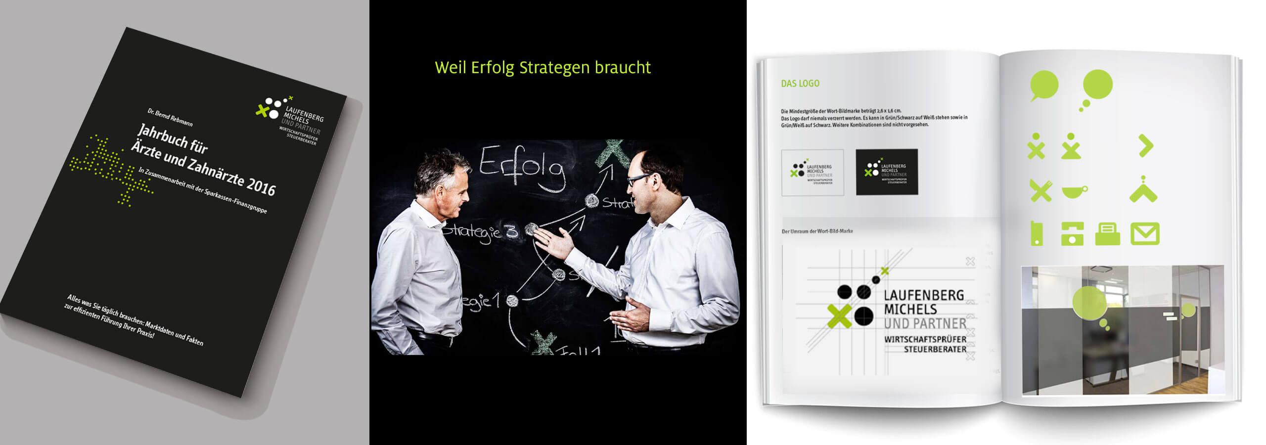 Branding und Positionierung von Designagentur Köln