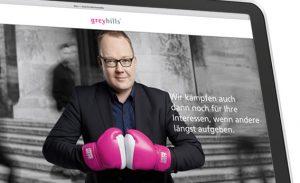 Webdesign mit WordPress von design agentur Köln