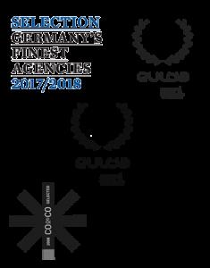 duj-design: Awards von Design agentur Hamburg