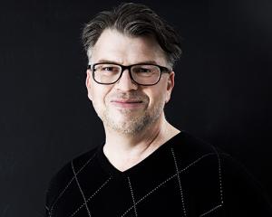 Grafikdesigner Georg Weber