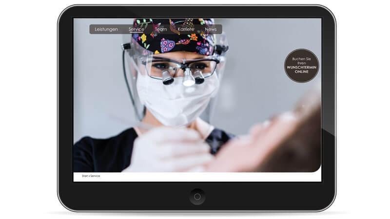 SEO für Zahnarzt: Platz 1 bei Google