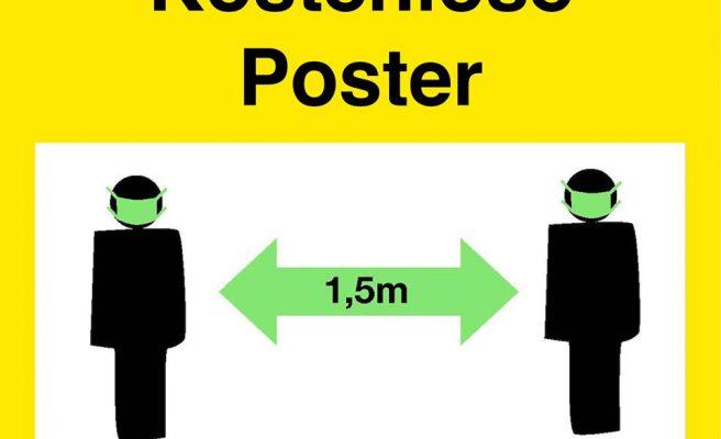 kostenlose Poster