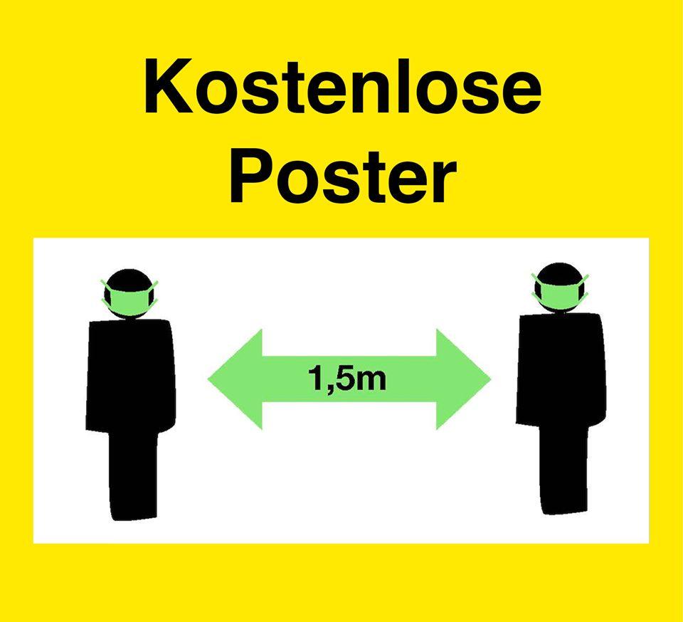 kostenlose Poster von Design Agentur Hamburg