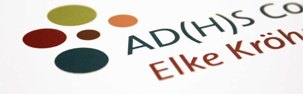 Logo Gestaltung für ADHS Coaching