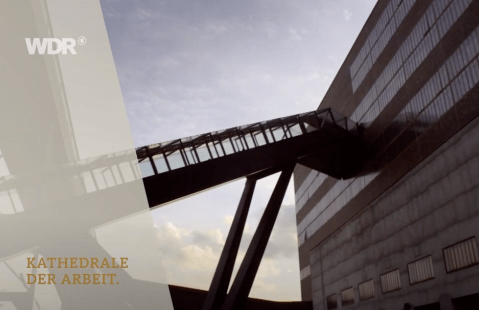 Video Trailer für WDR Fernsehen von Design Agentur Köln