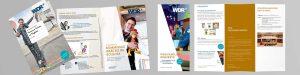 Editorial Design für Familienkonzerte, Konzertprogramme von Design Agentur deerns und jungs