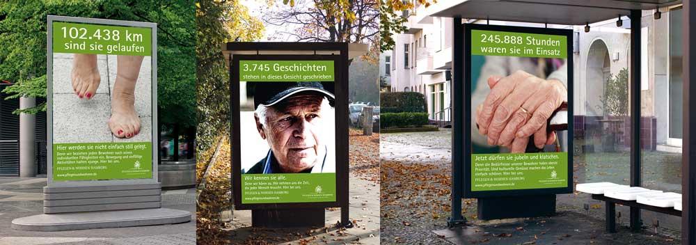 Werbekampagne Hamburg von Agentur Hamburg