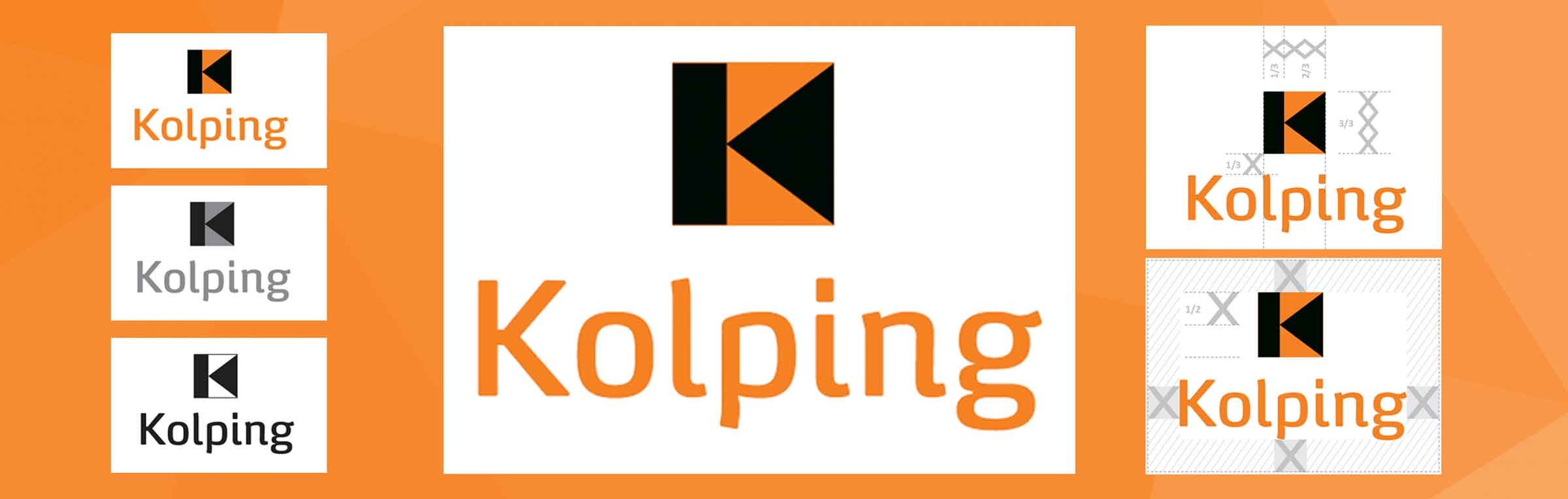 Corporate Design Kolping von Design Agentur Köln