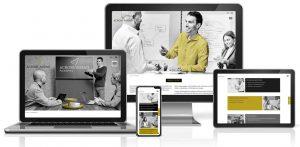 duj_webdesign_agentur_hamburg gestaltet responsiven Internetauftritt für Kölner Consultingunternehmen