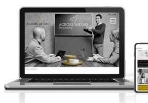 Webdesign für Consulting Unternehmen geht online