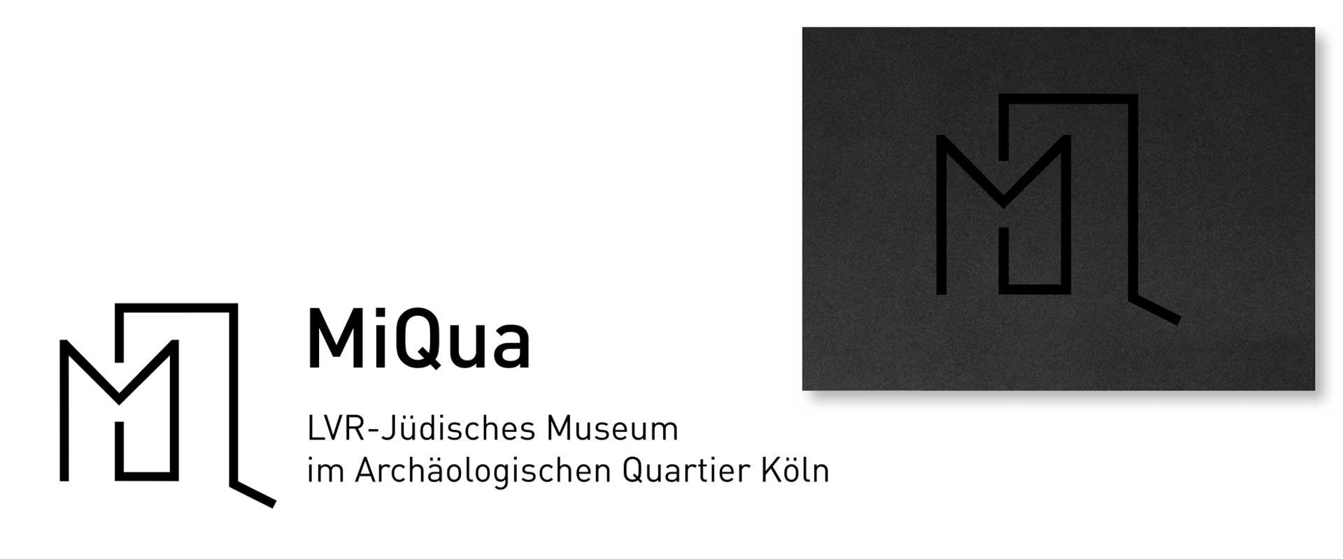 Logo Entwurf Museum von Designagentur Köln