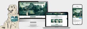Entwicklung Webdesign Arztpraxis von Designagentur Hamburg