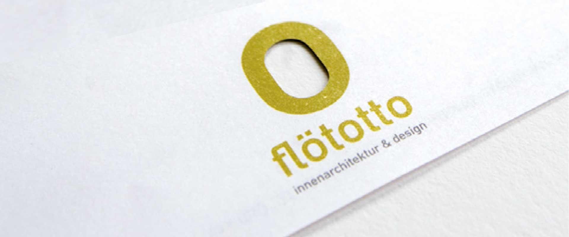 logo Entwicklung für floetotto von designagentur hamburg
