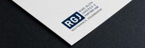 Neues Logo Anwalt RGJ von Designagentur Hamburg