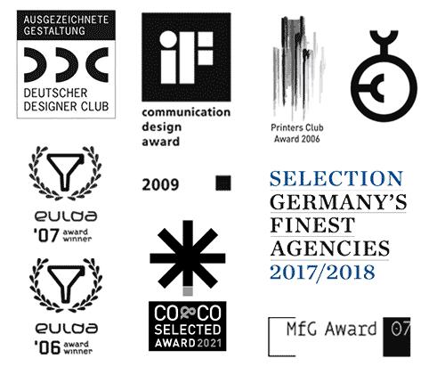 Awards Designagentur Hamburg