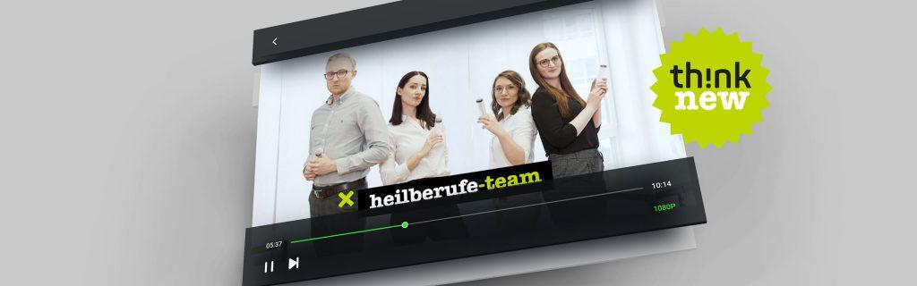 LMP Videos Recruiting Videos für die Landing Page Designagentur Hamburg Designagentur Köln