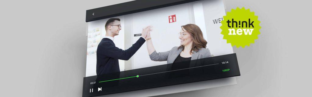 Video erstellen für die neue Karriere Website einer Kölner Steuerkanzlei