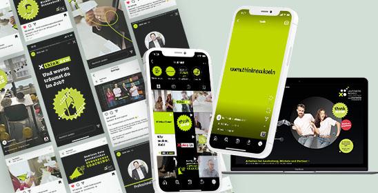 Social Media Beratung für eine optimal aufgesetzte Kampagne am Beispiel von Recruiting für eine Steuerkanzlei durch Designagentur Hamburg