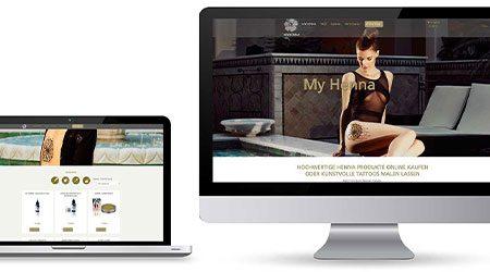 Online Shop von Design Agentur Hamburg